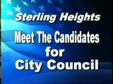Meet the Candidates for City Council 2013