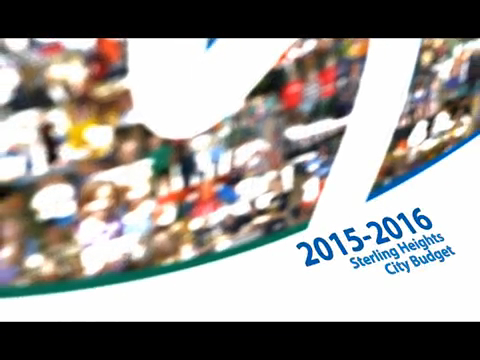 Sterling Heights Budget Video 2015