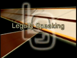 Legally Speaking - Juvenile Drug Court Therapy