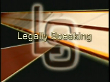 Legally Speaking - Care House
