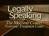 Legally Speaking - Macomb County Veterans