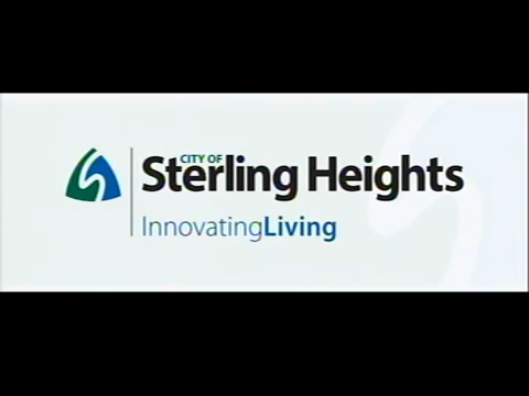 New Sterling Heights City Logo